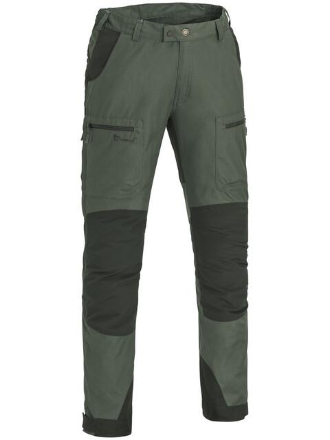Pinewood Kids Caribou TC Pants Mid Green/Moos Green